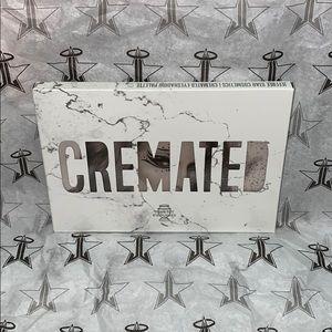 Jeffree Star Creamated palette ⚰️